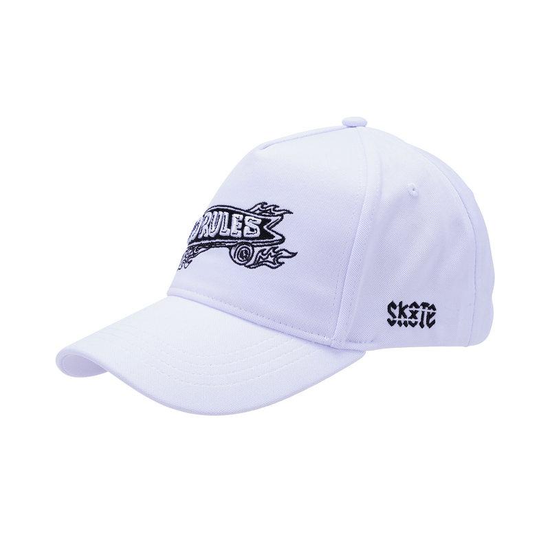特步 男女运动帽 刺绣情侣运动帽882237219013