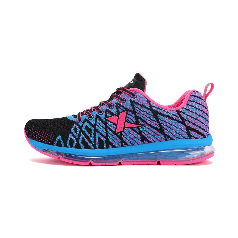 特步 夏季男子跑步鞋 17新品透气轻便减震 男子跑步鞋983219119386