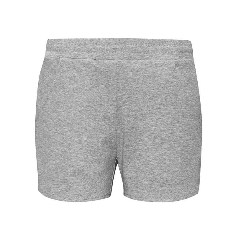 特步 女子夏季户外短裤 宽松透气休闲女裤882228609142