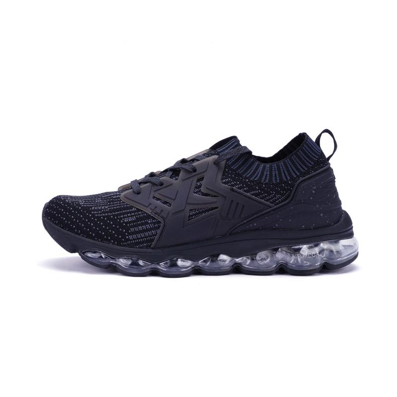 特步 女子跑步鞋春季款 舒适耐磨全掌气垫运动鞋982118119528