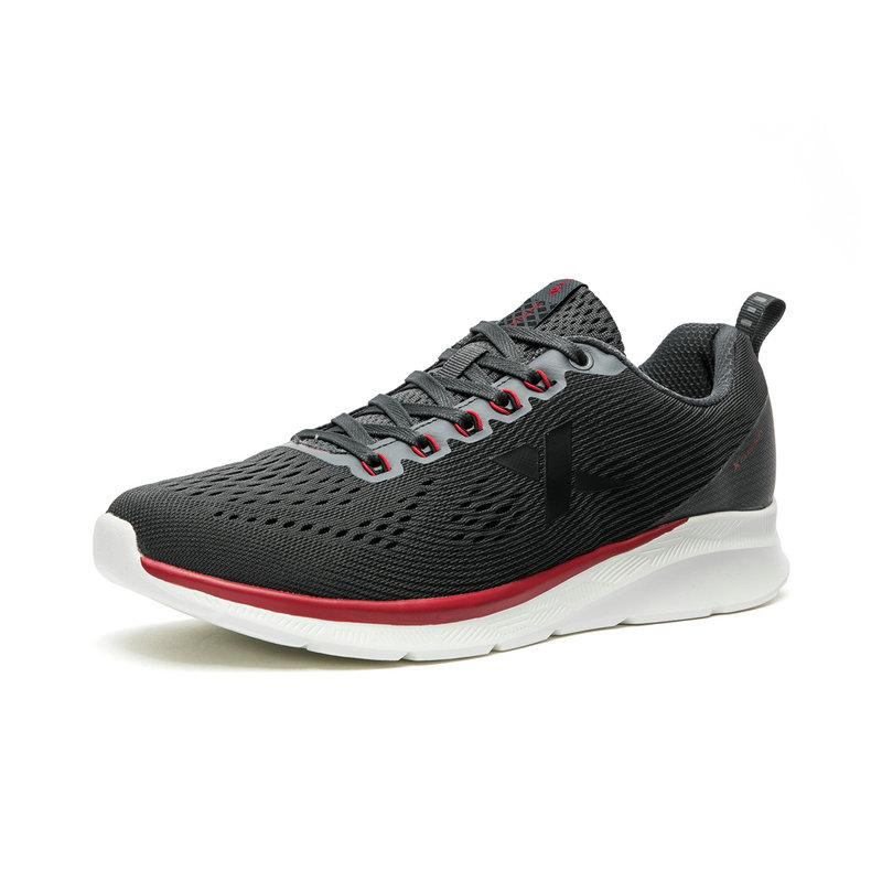 特步 专柜款 男子运动跑步鞋2018夏季新品时尚舒适轻便防滑耐磨男子运动鞋 982319110066