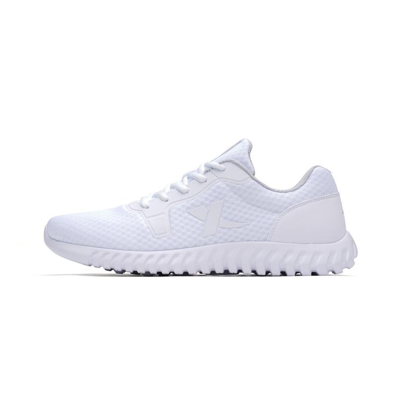 特步 男子夏季跑鞋 透气跑步运动男鞋982219119787