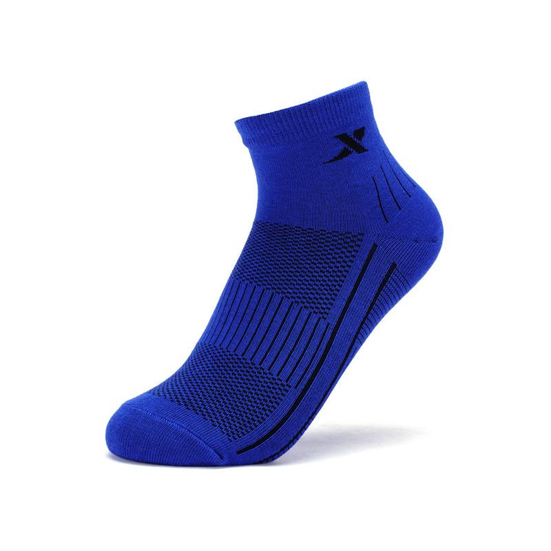 特步 男子运动中袜 混色男士平板中袜5双装【特殊商品不支持退换货】882139559066