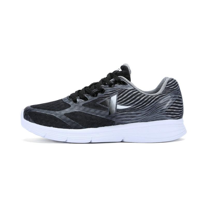 特步 专柜款 女子夏季跑鞋  新品网面透气耐磨女鞋运动鞋983218116332