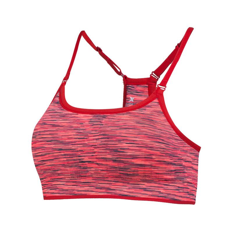 特步 女运动胸衣 春季新品 舒适透气排汗女上衣883128939606