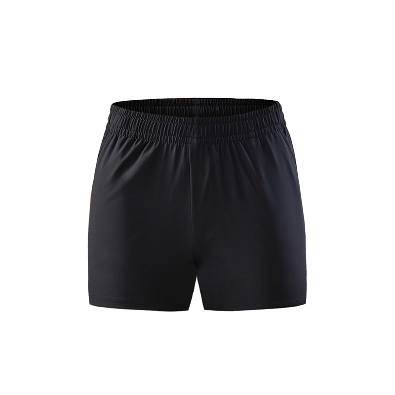 特步 专柜款 女子夏季短裤 综训运动梭织短裤982228240124