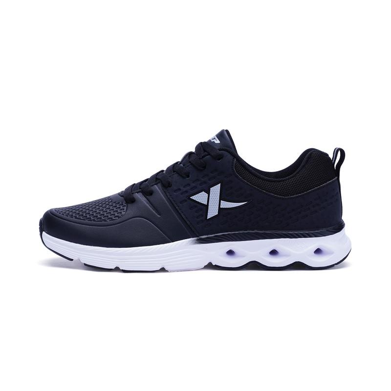 特步  男子冬季跑鞋 耐磨百搭运动鞋983419119252