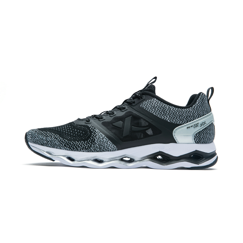 特步 专柜款 男子2018夏季新款跑步鞋透气舒适跑鞋982219116977