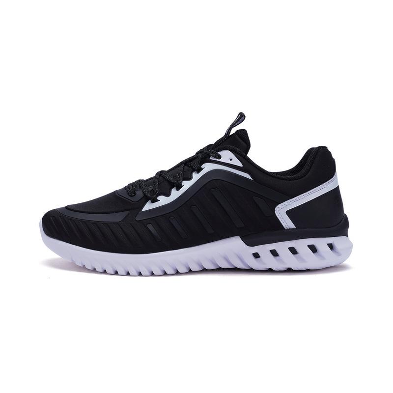 特步 专柜款 男子春季跑鞋 柔立方科技跑鞋982119116860