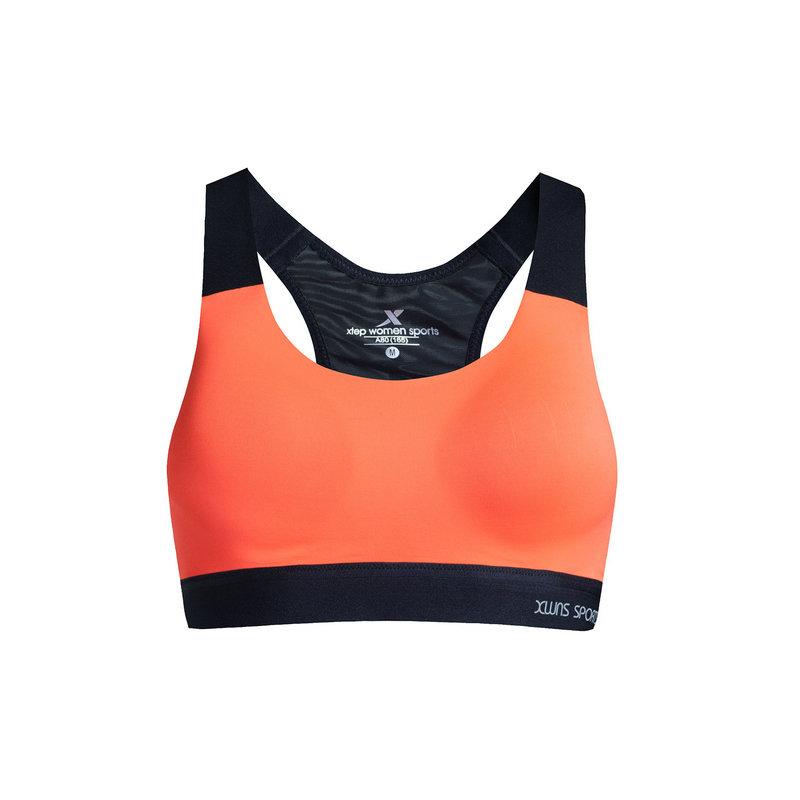 特步 女子夏季运动胸衣  新品高强度专业运动胸衣883228939381