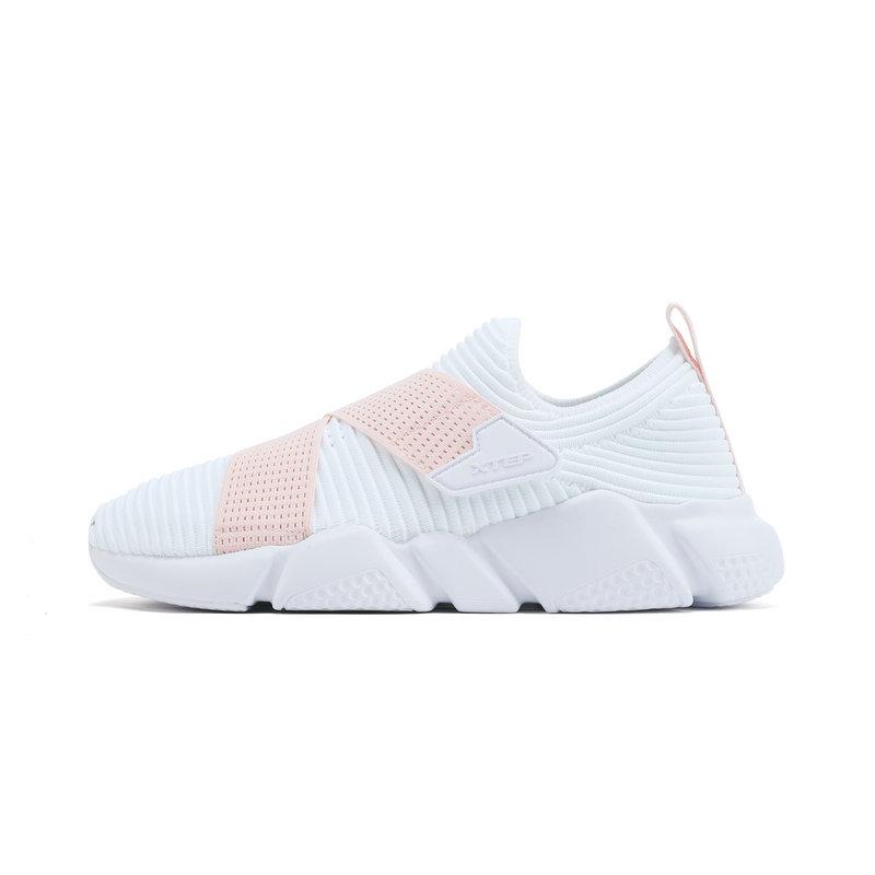 【明星同款】特步 专柜款 女子夏季都市鞋 女鞋982218392853