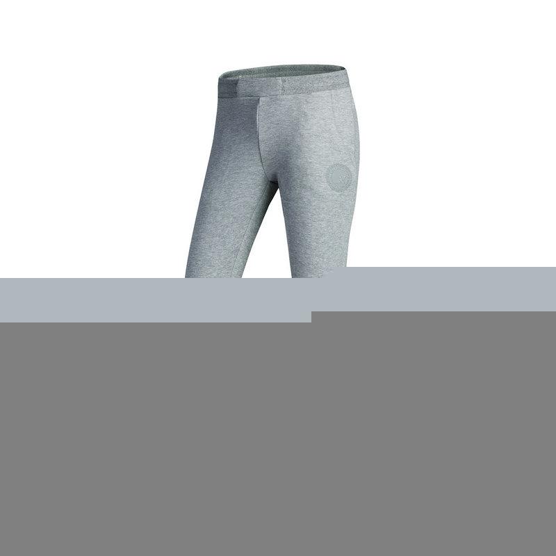 特步 专柜款 女子秋季针织长裤 新品校园百搭运动长裤983328631113