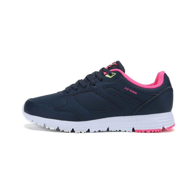 特步 专柜款  女综训鞋 春季新款 轻便室内室外女运动鞋983118520212