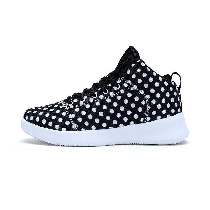 特步 专柜款 女子秋季篮球鞋 女子运动鞋983318121082