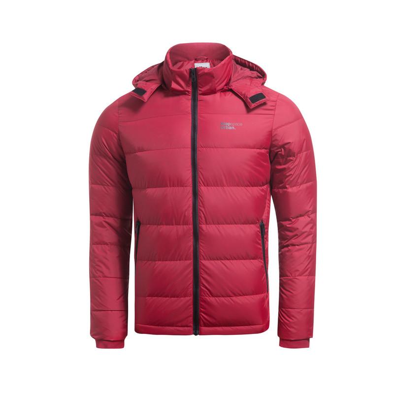 特步 专柜款   冬季男羽绒服 新款保暖耐寒 羽绒服984429190530