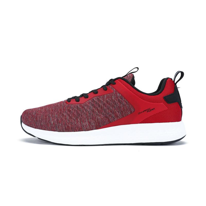 特步 专柜款 男子春季跑步鞋 动力巢科技跑鞋982119116800