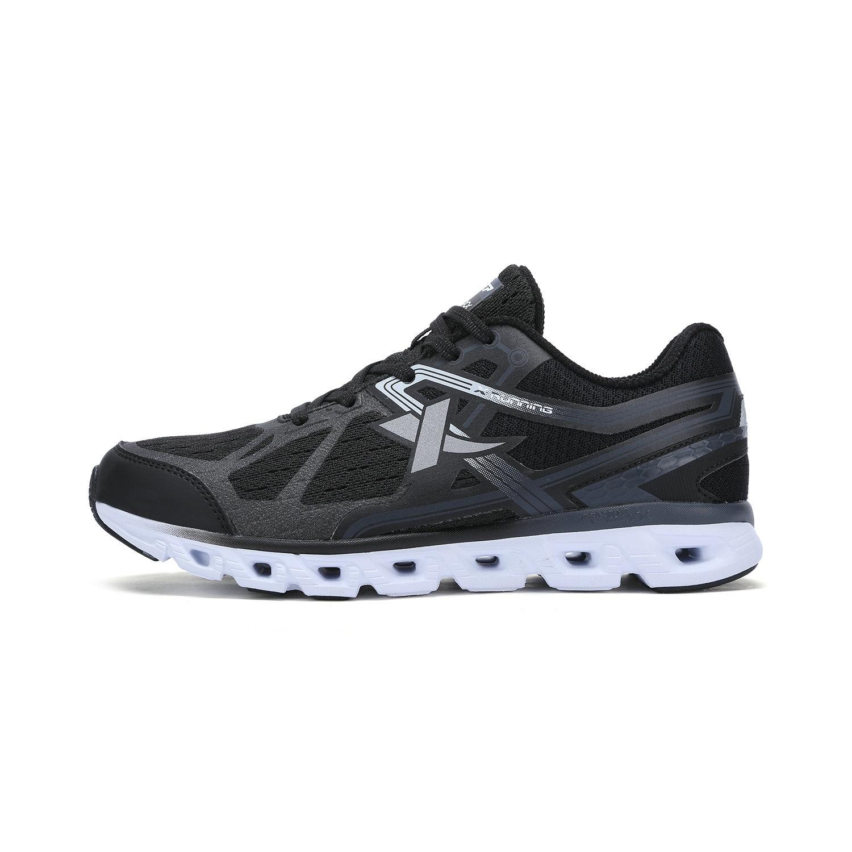 特步 女子夏季跑鞋 网面透气缓震耐磨 女跑步鞋983218119109