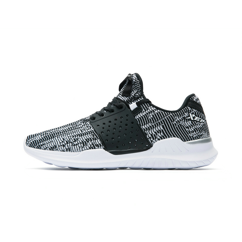 【明星同款】特步 专柜款 男子综训鞋 舒适健身运动鞋982219520578