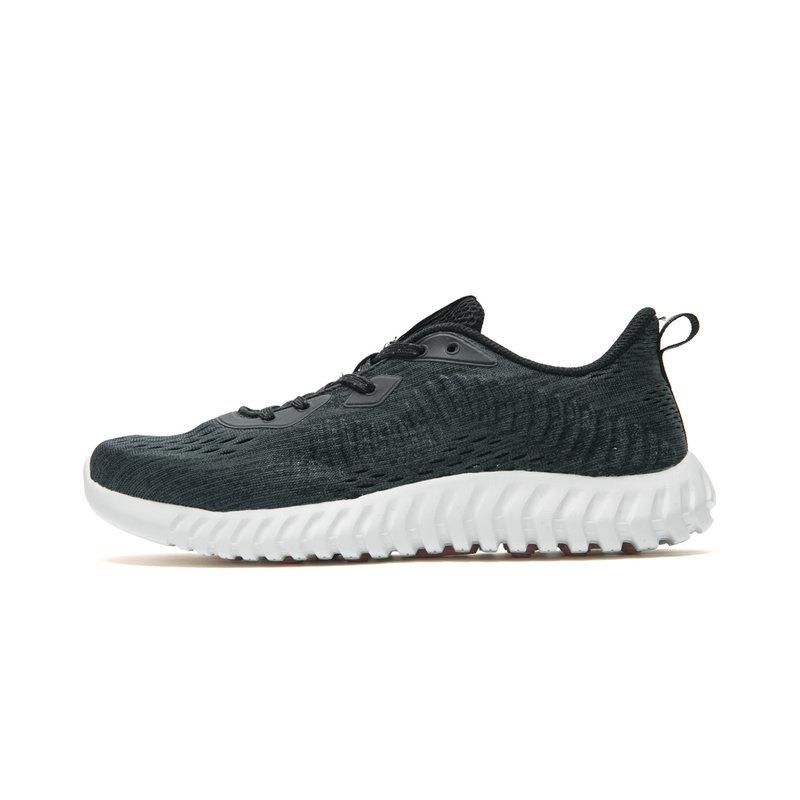 特步 专柜款 女跑鞋 舒适透气 柔立方科技时尚运动鞋982218117010