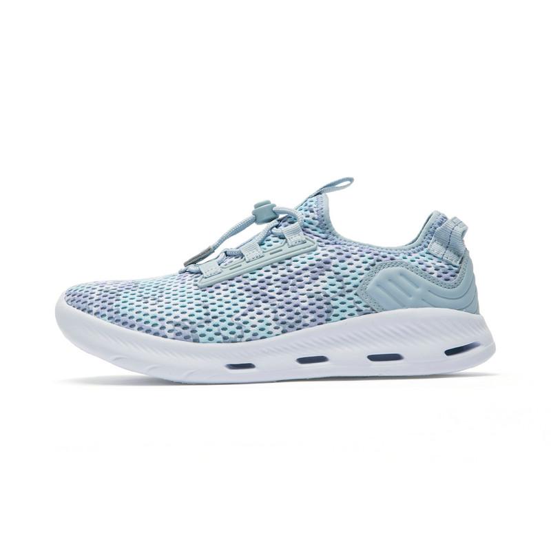 特步 专柜款 2018女子夏季户外鞋防滑耐磨运动鞋982218171365