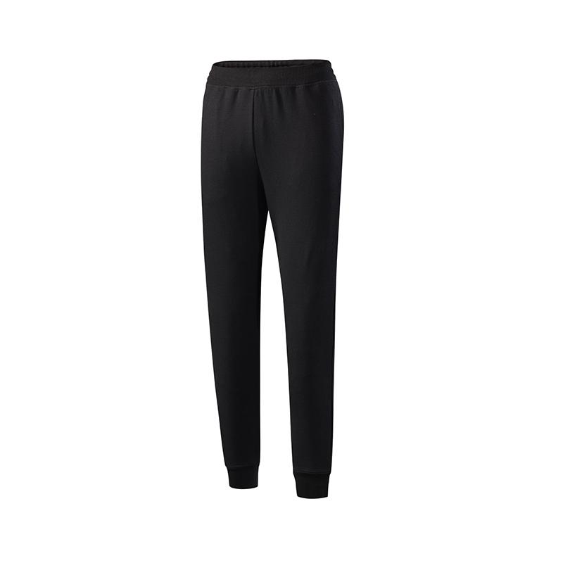 特步 专柜款 男子针织九分裤 活力系列舒适裤子982229840023