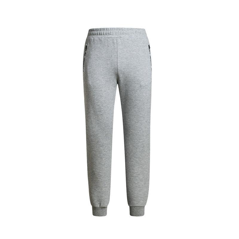 【明星同款】特步 专柜款 男子秋季针织长裤  休闲运动长裤983329631132