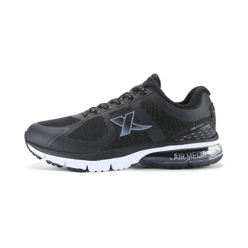 特步 专柜款 女子秋季跑步鞋 17新品半掌气能环科技 女子气垫跑鞋983318116621