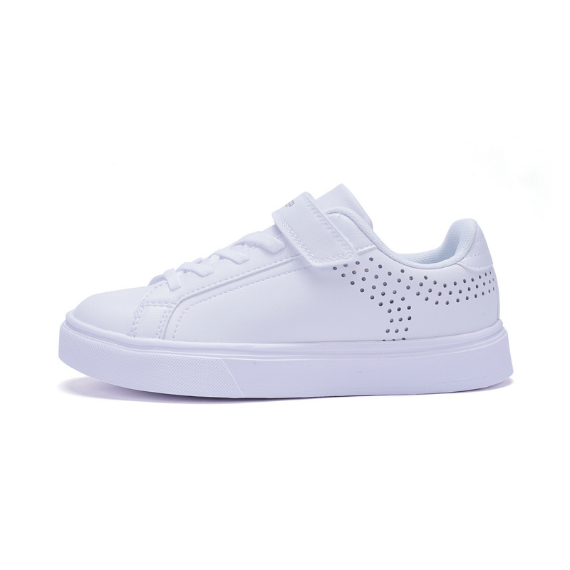 特步 专柜款 男童板鞋 舒适百搭鞋子682115315250