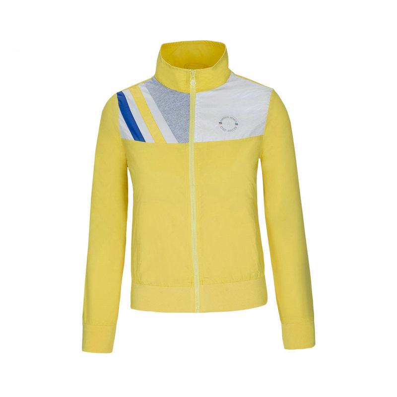 特步 专柜款 女子足球双层夹克外套985128120624