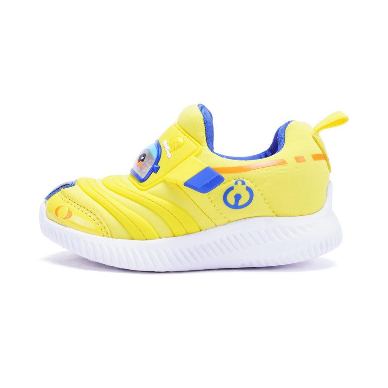 特步 男童健康鞋春季款 舒适俏皮小童幼儿鞋682115612763