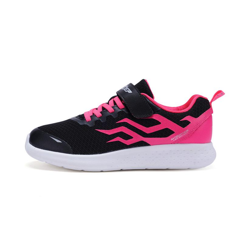 特步 专柜款 女童跑鞋 透气舒适风火鞋682114115256