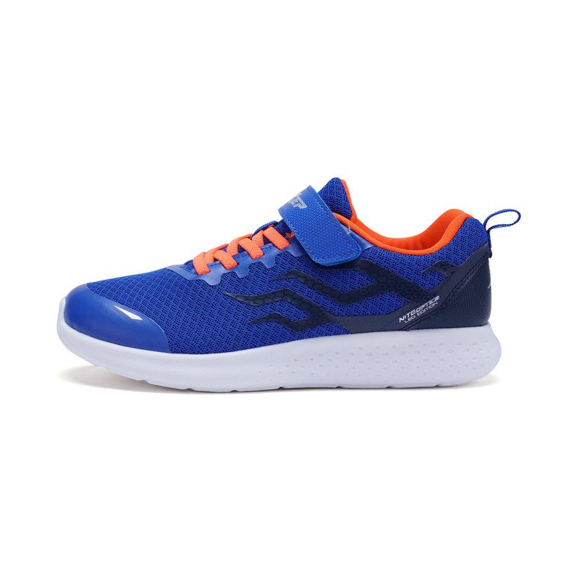 特步 专柜款 男童跑鞋 时尚舒适风火鞋682115115256