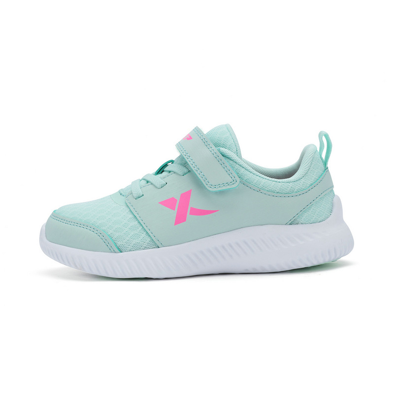 特步 儿童健康鞋  春季运动舒适跑鞋682316619010