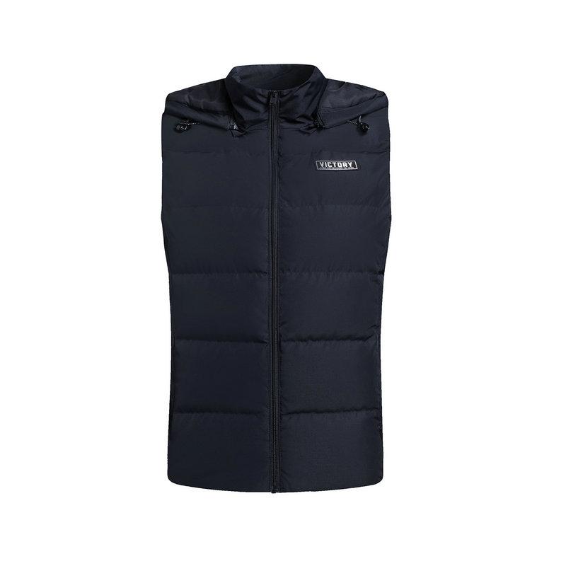 特步 专柜款 女子冬季羽绒马甲 新品保暖轻便舒适马甲983428260036