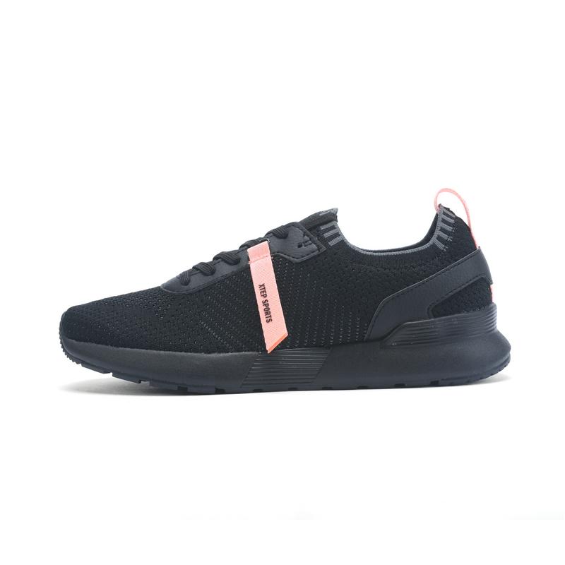 特步 专柜款 女子夏季休闲鞋982218326618