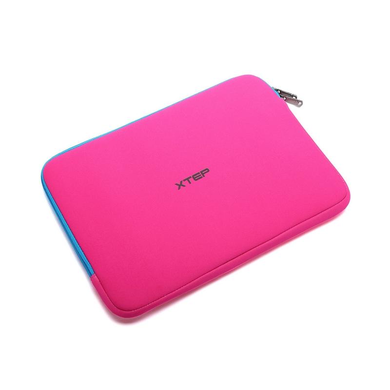 特步  新款13寸电脑套 简约时尚纺织电脑保护套883137809012
