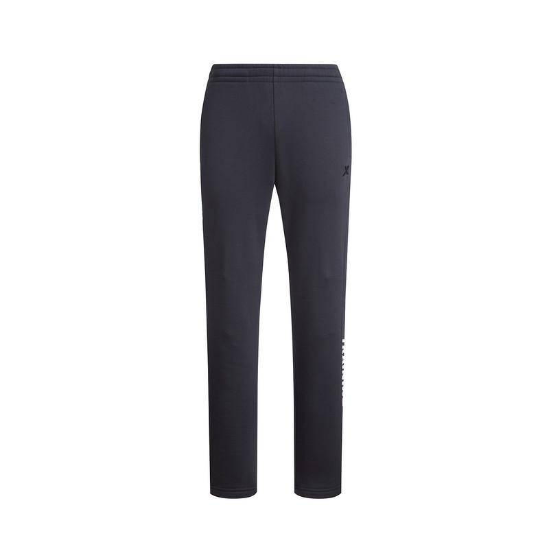 特步  冬季男子针织长裤 简约百搭运动裤984429630989