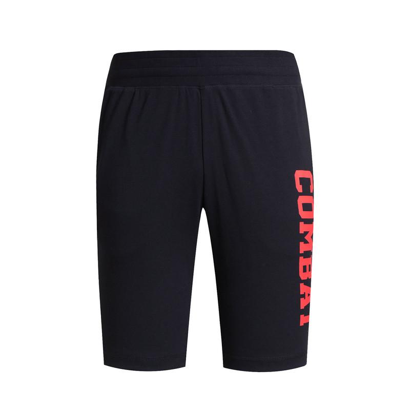 特步 专柜款 男子夏季中裤  舒适休闲男短裤983229610140