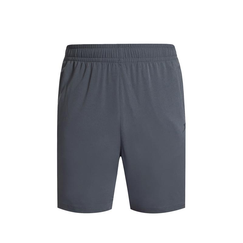 特步 专柜款 男子夏季五分裤 梭织运动五分裤983229970009