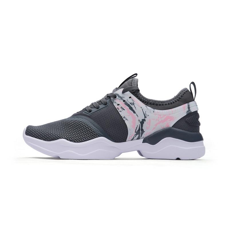 特步 女子夏季综训鞋 健身运动鞋982218529567