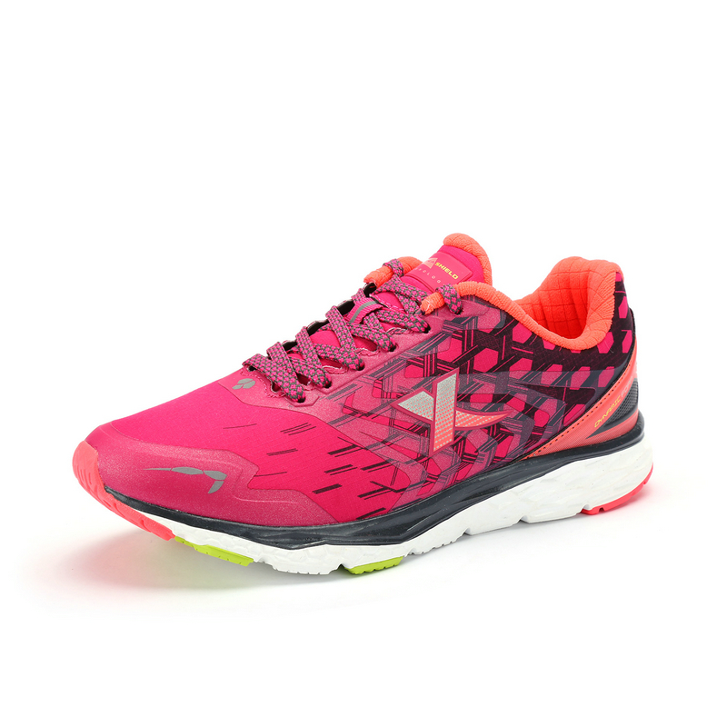 特步 女子冬季跑鞋 耐磨舒适女运动鞋984418116189