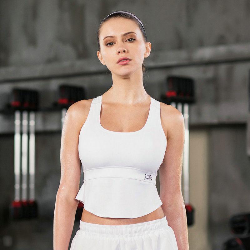 特步 女子运动胸衣 轻便运动健身综训882228939149
