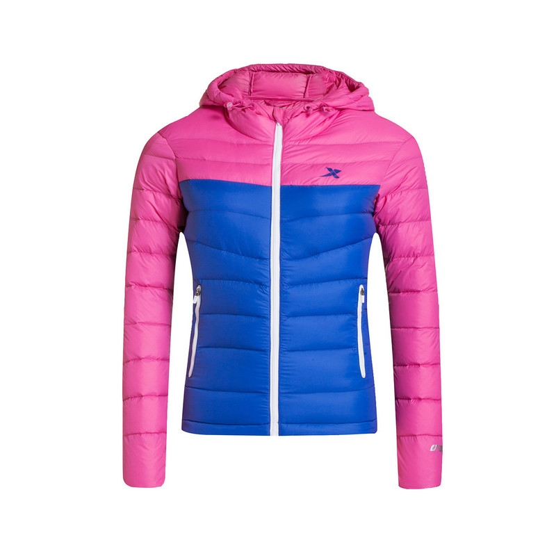 特步 专柜款   女子冬季羽绒服 保暖抗寒舒适 女子冬季外套984428190495