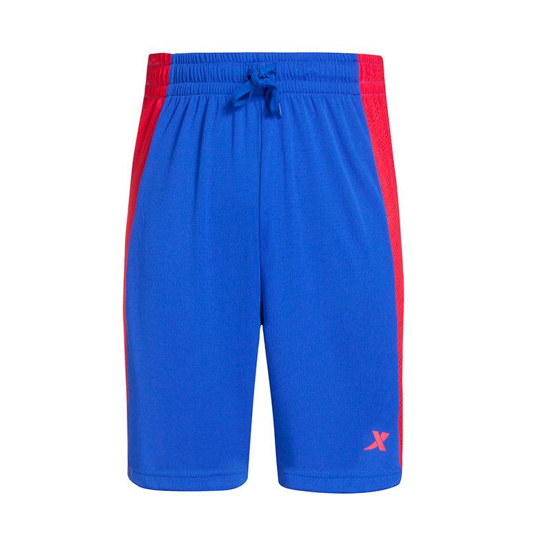 特步  秋季男子篮球裤 篮球比赛套装(裤子)984329680003
