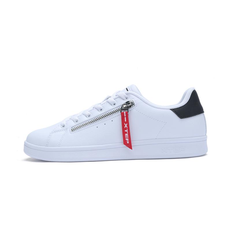 特步 专柜款 男子春季板鞋982119316001