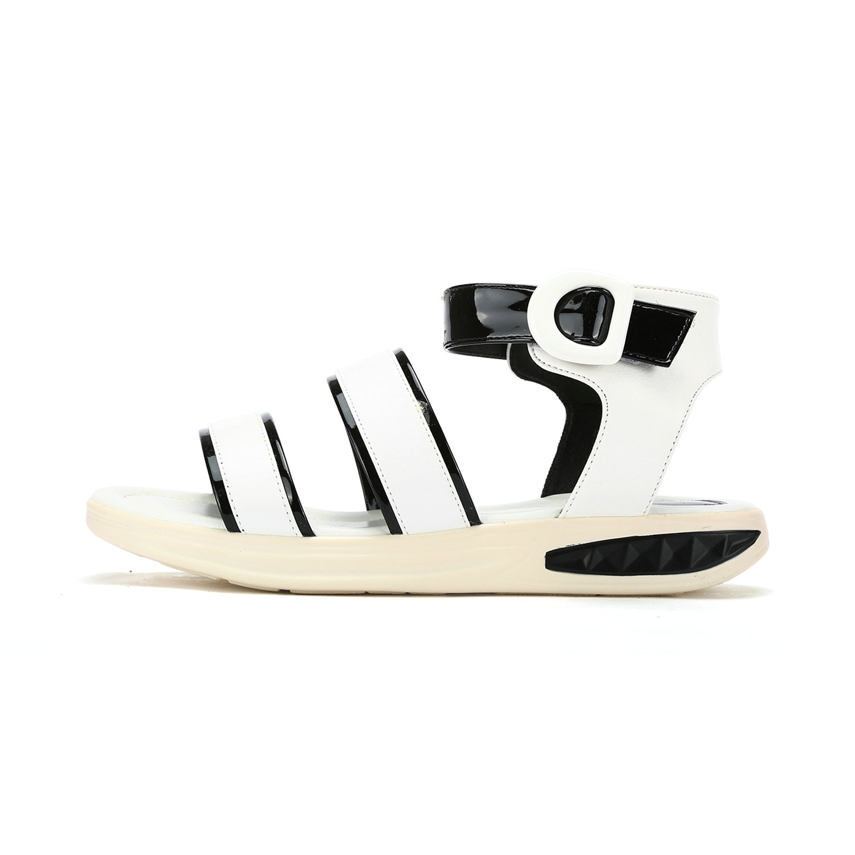 特步 专柜款 女童公主凉鞋 夏季舒适可爱 大童凉鞋684214205319