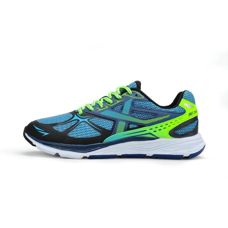 特步 专柜  秋季新款男运动跑鞋 轻便舒适防滑透气 男子运动跑步鞋984319116133
