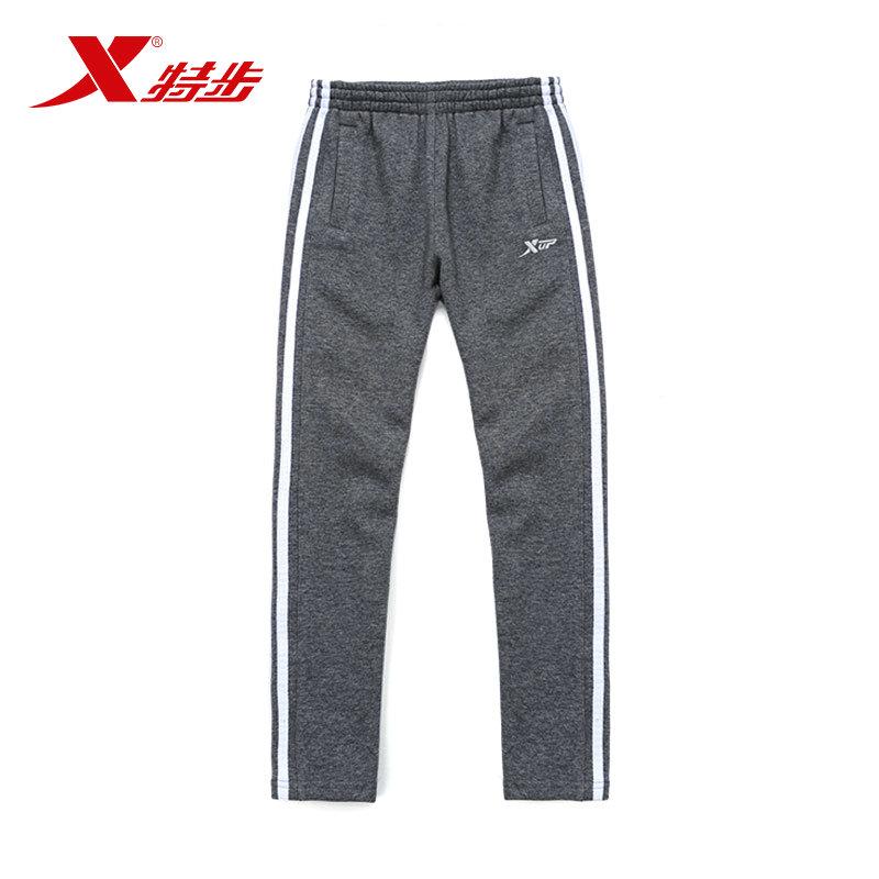 特步 男童装新款 XUP户外 针织套装(裤子)885325359301