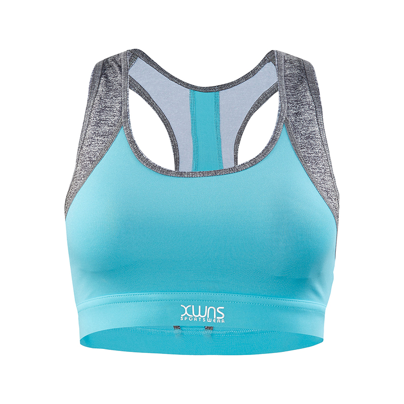 特步 专柜款 女子运动胸衣 运动健身内衣982228590042