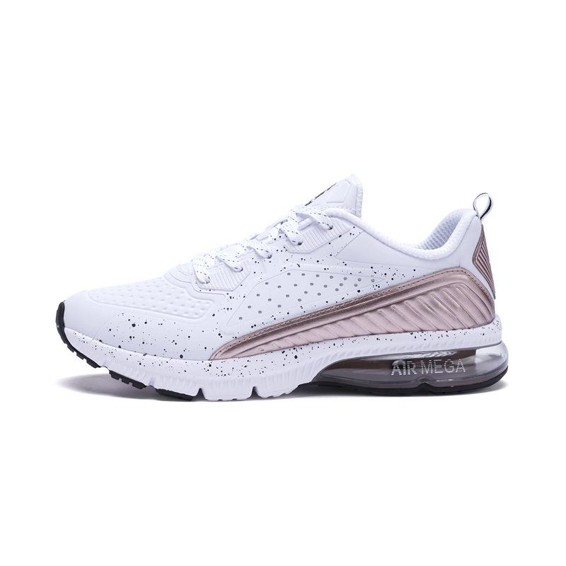 特步 专柜款 女子春季跑鞋 气能环科技气垫跑步鞋982118116881